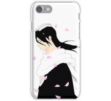Byakuya Kuchiki Bleach Anime iPhone Case/Skin