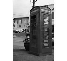 Call Waiting Photographic Print