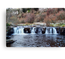 Wainwath Force, Canvas Print