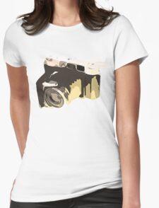 camo camera T-Shirt