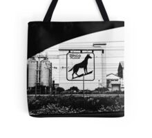 driving out of Freo... Tote Bag