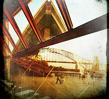 sydney icons by Jackie Cooper