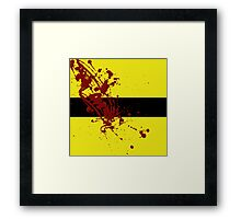 Kill Bill - Tarantino  Framed Print