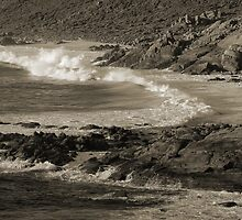 Rugged Coastline by Stephen Horton