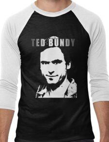 Ted Bundy Men's Baseball ¾ T-Shirt