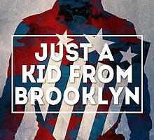 Just a Kid From Brooklyn by ammers