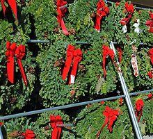 Wreath Market by MarjorieB