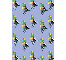 Flying away pattern Photographic Print