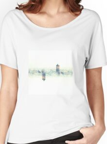 turn my world//lyon Women's Relaxed Fit T-Shirt