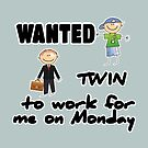wanted twin ... - boys by Fran E.