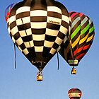 Hot Air Cavalcade by TonyCrehan