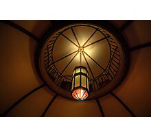 Light of Art Deco  - BMA House c1929-30 - The HDR Experience Photographic Print
