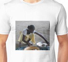 DAKAR ,SENEGAL NATIVE FIXING LUNCH  Unisex T-Shirt