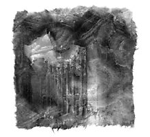 The Atlas of Dreams - Plate 5 (b&w) Photographic Print