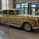 BEATLES Rolls Royce Car : ENGLAND by AnnDixon