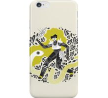 The Serpent Knight iPhone Case/Skin
