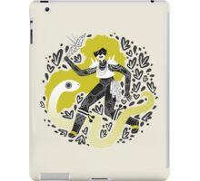 The Serpent Knight iPad Case/Skin
