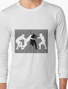 Rugby Tackle 3 Long Sleeve T-Shirt