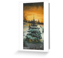 Christmas is coming Greeting Card