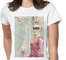 Before the ball Womens Fitted T-Shirt