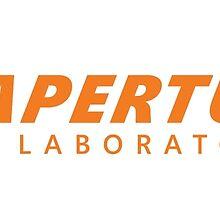 Aperture Science / Aperture Laboratories | Orange by slr81