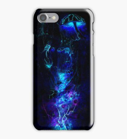 Metroid Prime: Phazon Mines iPhone Case/Skin
