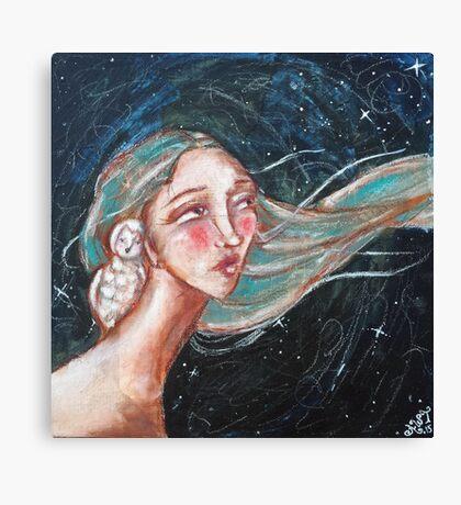 Noctua Canvas Print