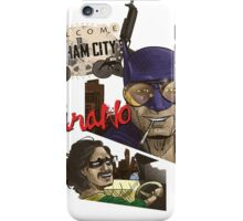 Gotham City Parano iPhone Case/Skin