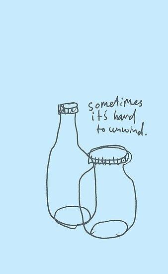 Sometimes it's hard by Steve Leadbeater