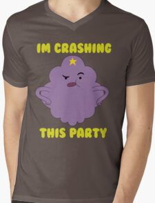 Adventure Time - Lumpy Space Princess Mens V-Neck T-Shirt
