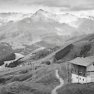 Swiss Mountains by Sam  Jackson