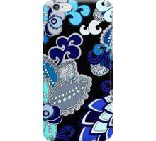 blue night iPhone Case/Skin