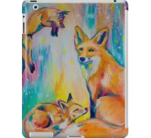 Colourful Fox  iPad Case/Skin