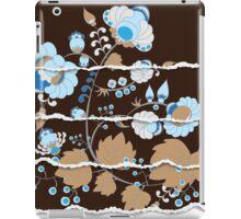 torn paper iPad Case/Skin