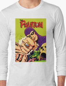 Phantom #8 Long Sleeve T-Shirt
