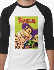 Phantom #8 Men's Baseball ¾ T-Shirt