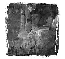The Atlas of Dreams - Plate 6 (b&w) Photographic Print