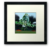 A-10 - Tankbuster !!! Framed Print