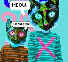 Meow STONARIA II by TemoKun
