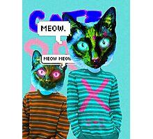 Meow STONARIA II Photographic Print