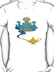 A Whole New World - Aladdin T-Shirt