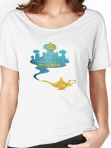A Whole New World - Aladdin Women's Relaxed Fit T-Shirt