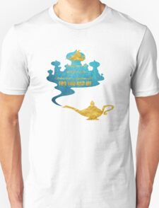 A Whole New World - Aladdin T-Shirt