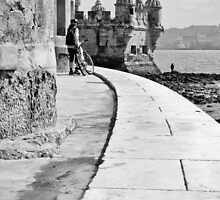 Belem castle by Nayko