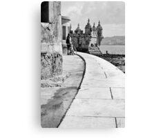 Belem castle Canvas Print