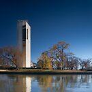 National Carillon, Canberra ACT by Bart Reardon