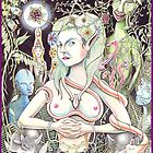 Fairy Goddess by Gavin L. O'Keefe
