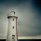 Mersey Bluff Lighthouse by Bart Reardon