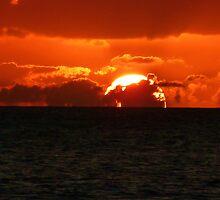Boiling sun by eyeland