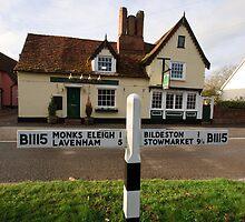 Chelsworth, Suffolk by Christopher Cullen